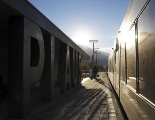 Bahnhof Plaus by R.Fleischanderl